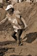 Mcdonald's Costume | Mud Run | Warrior Run | Sepia Tone