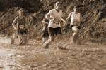 | Mud Run | Warrior Run | Sepia Tone